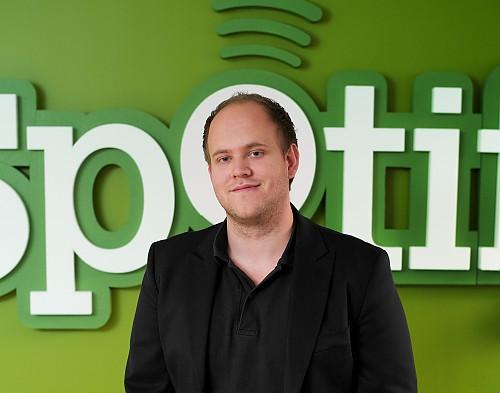 Daniel da Spotify