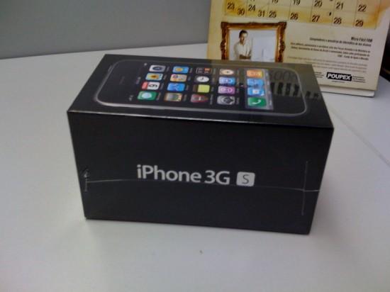 iPhone 3GS da Claro do Chrystiano