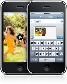 MMS no iPhone