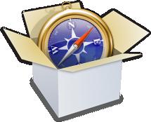 Ícone - WebKit