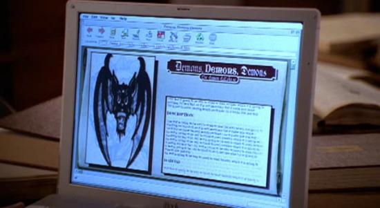 Mac é Pop Buffy