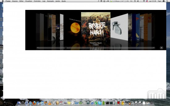 Mac FAIL iTunes branco
