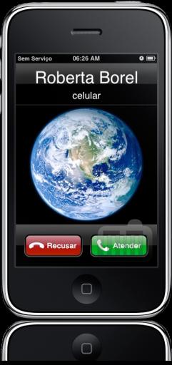 iPhone WIN ligação sem sinal