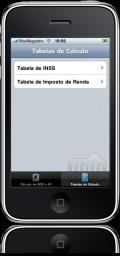 Contábil no iPhone