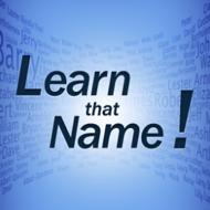 Learn that Name - miniatura