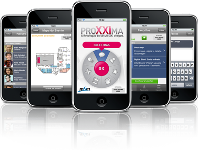 ProXXIma '09 no iPhone