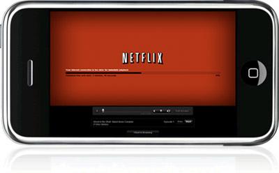Netflix no iPhone