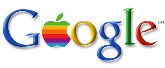 Google e Apple na China
