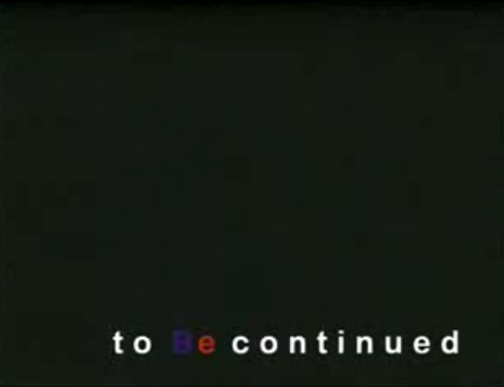 To Be Continued Lain