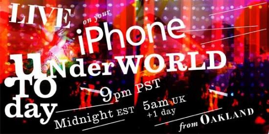 iPhone Underworld