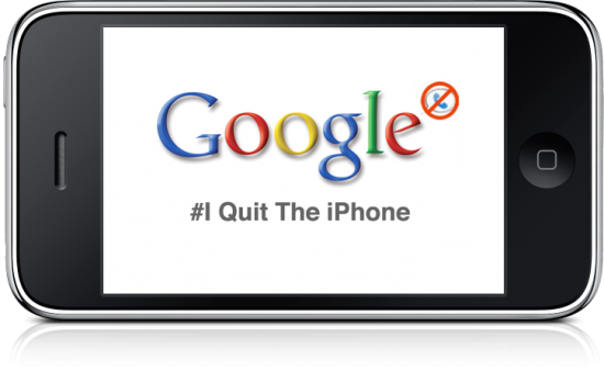 I Quit The iPhone