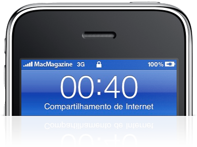 Tethering no iPhone