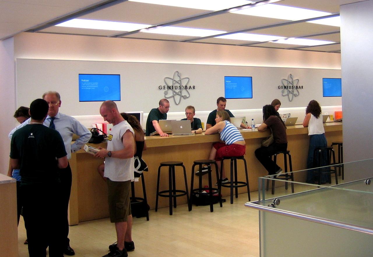Genius Bar da Apple