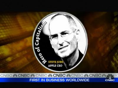 Steve Jobs na CNBC.com