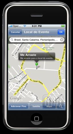 nGather no iPhone
