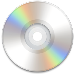 Disco Virgem, CD, DVD, mídia