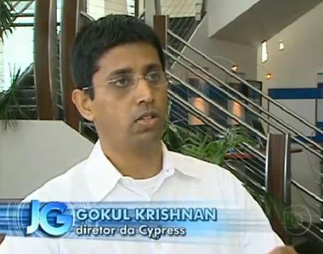 Diretor da Cypress