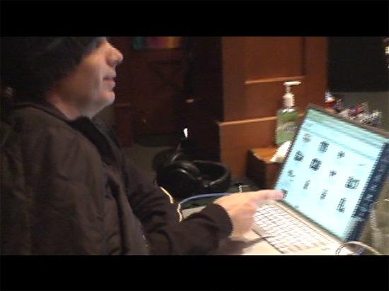 Mac é Pop Joe Satriani
