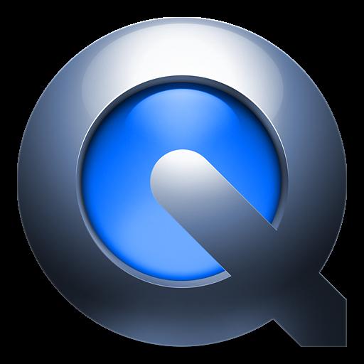 Ícone do QuickTime X