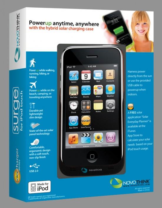 FAIL da Surge, trocou iPhone por iPod touch