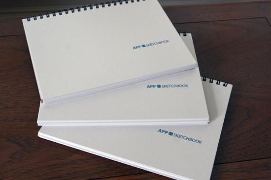App Sketchbook Capa