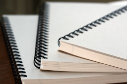 App Sketchbook Encadernação