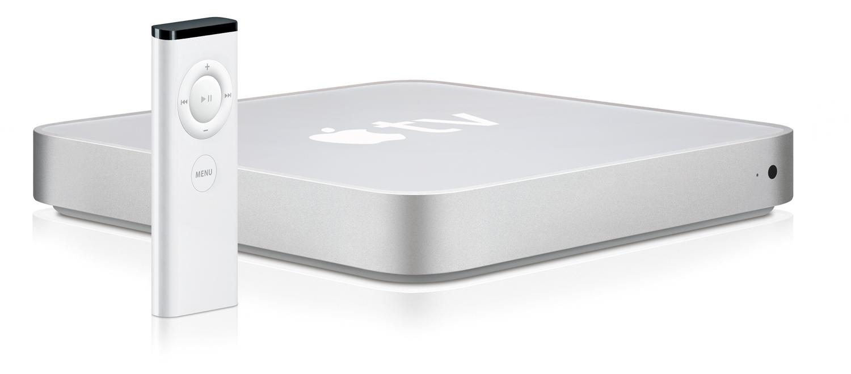 Apple TV original e Remote