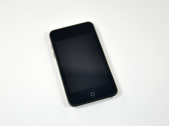 iPod touch dissecado