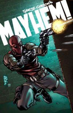e-Comic Mayhem