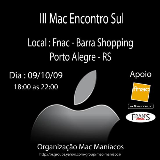 III Mac Encontro Sul