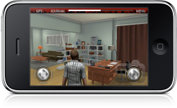 Dexter the Game no iPhone
