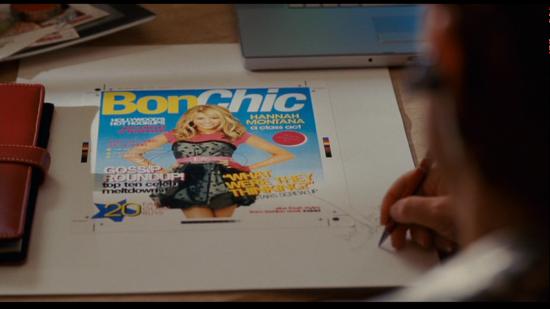 Mac é Pop Hanna Montana