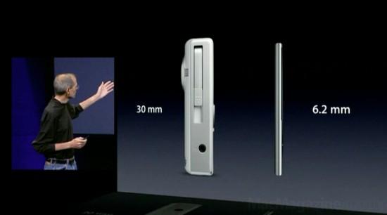 Flip vs. iPod nano