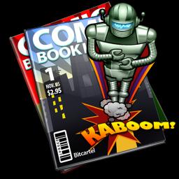 Ícone do ComicBookLover