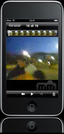 Trim de vídeos no iPod touch