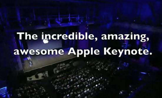 Apple e adjetivos