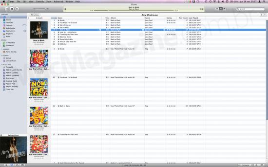 iTunes 9 grande