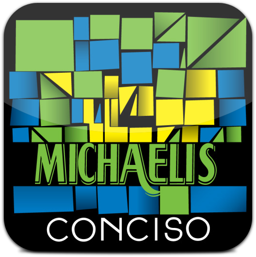 Ícone do Michaelis para iPhone