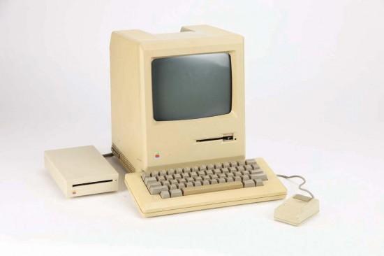 Mac Plus do criador de Star Trek