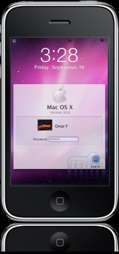 Snow Leopard no iPhone