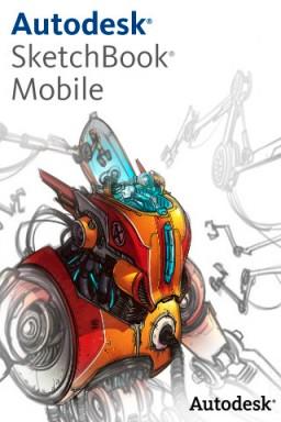 Autodesk SketchBook Mobile para iPhone