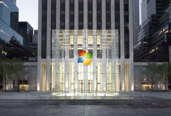 Microsoft Apple Retail Store