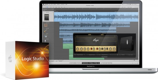 Logic Studio 9 e MacBook Pro