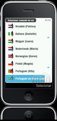 Sygic com voz em português