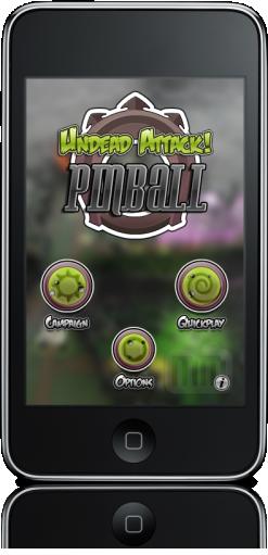 Undead Attack! Pinball