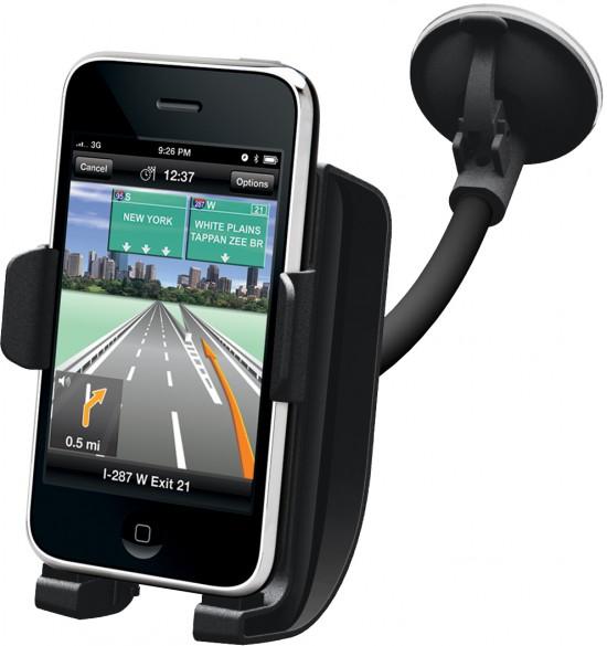 Kensington Windshield/Vent Car Mount para iPhone