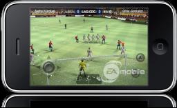 FIFA 10 no iPhone
