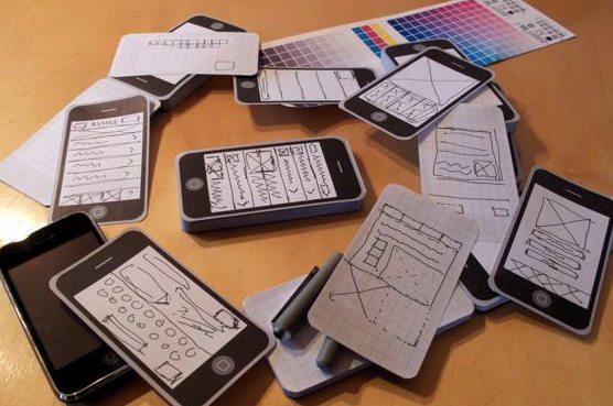 Notepod, um bloco de notas em formato de iPhone