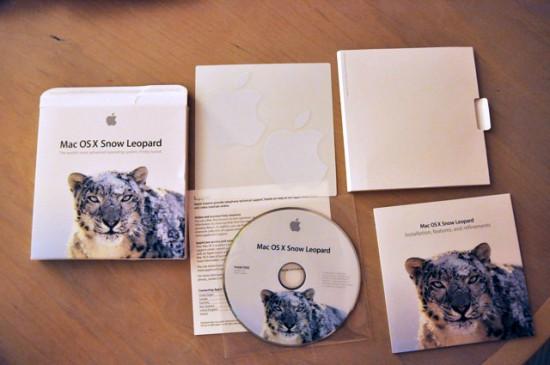 Promoção Snow Leopard