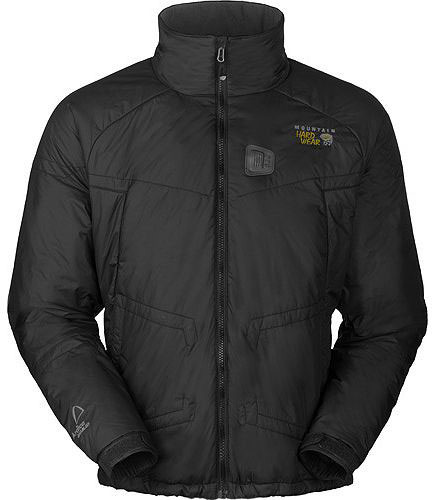 Refugium Jacket, da Mountain Hardwear